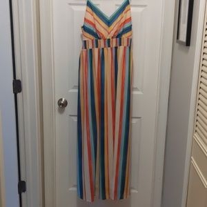 Flying tomato maxi dress size 3x